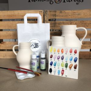 Paint your Bembel to go Paket