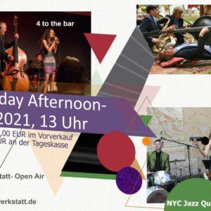 Jazzy Sunday Afternoon